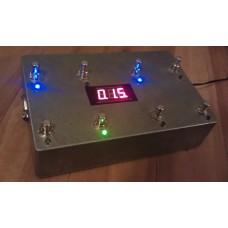 Programmable 8Ch MIDI Controller