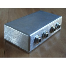 Quad Patch Pedal